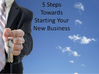 5 Steps to Starting a New Business