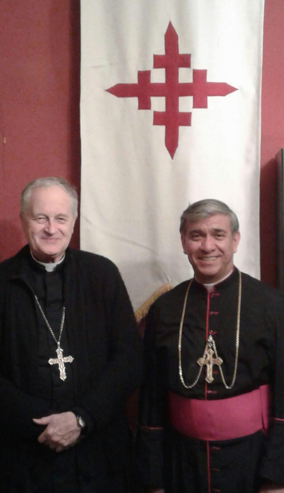 Bp  Zendejas conferred minor orders and tonsure in SAJM seminary