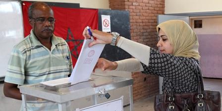وزارة الداخلية تحدد 7 دجنبر موعدا لإجراء إنتخابات جزئية بدائرة برشيد