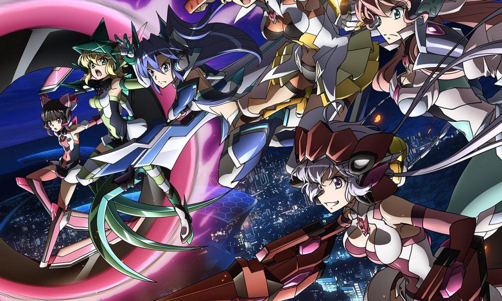 Senki Zesshou Symphogear AXZ - Senki Zesshou Symphogear Season 4