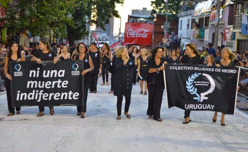 Mujeres de Negro.