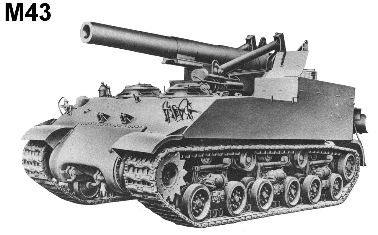 M43 front view