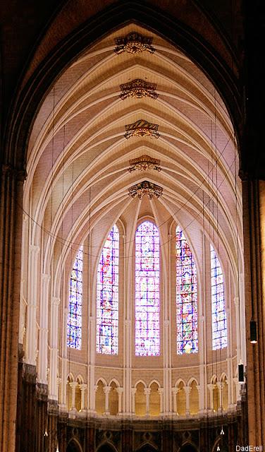 Chœur de la Cathédrale de Chartres