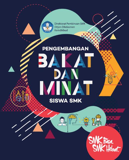 Buku Bakat dan Minat SMK dari Direktorat Pembinaan Ditjen Dikdasmen Kemdikbud