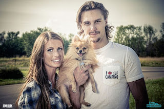 Erik Karlsson And His Ex Wife Therese