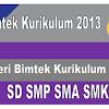 Download Materi Bimtek Kurikulum 2013 SD SMP SMA SMK 2018