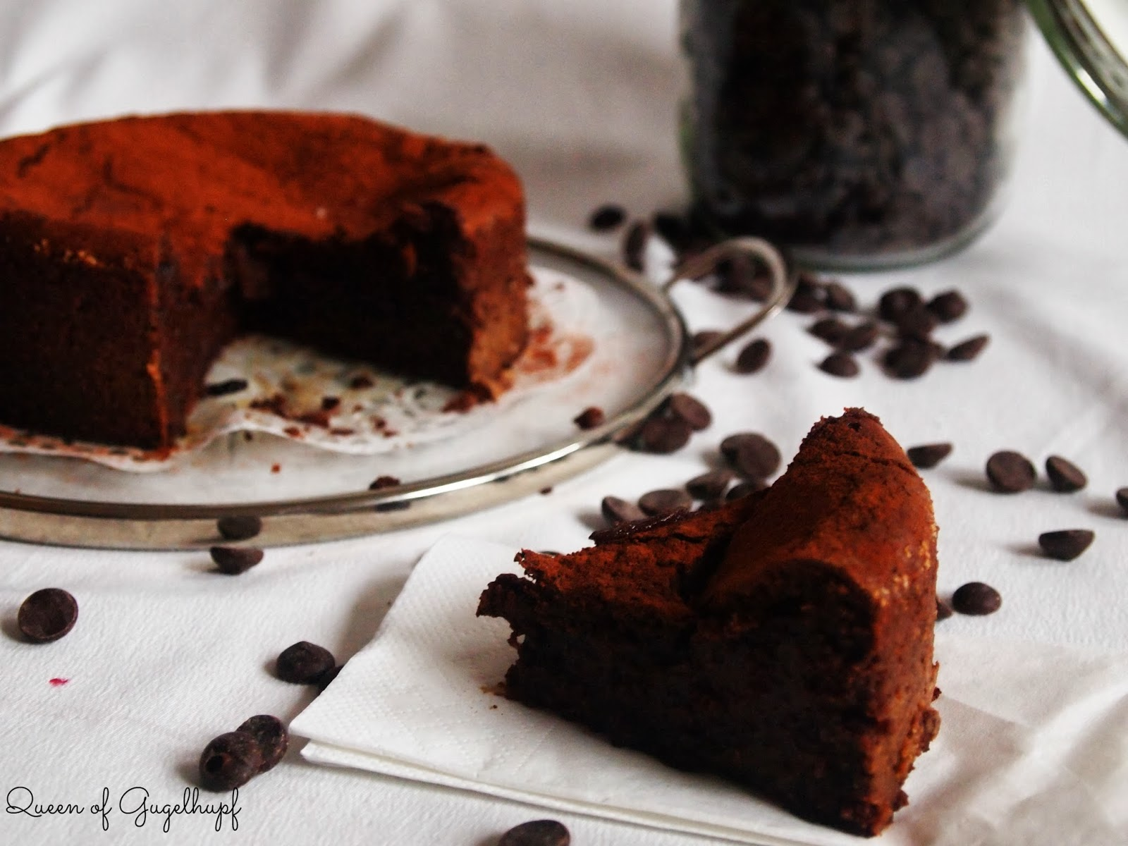 Fondant Au Chocolat Baking Charlotte