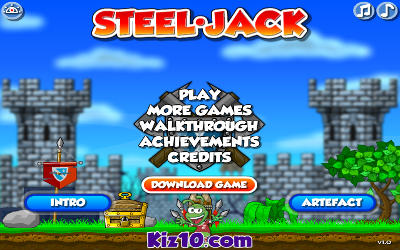 Steel Jack - Jeu de Course à Cheval sur PC