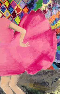 Lacey Craig | Dancer II | 24 x 26 | $350