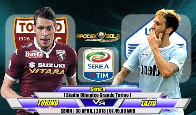 Prediksi Torino vs Lazio 30 April 2018
