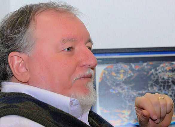 Prof. Luiz Carlos Baldicero Molion, maior autoridade brasileira sobre clima