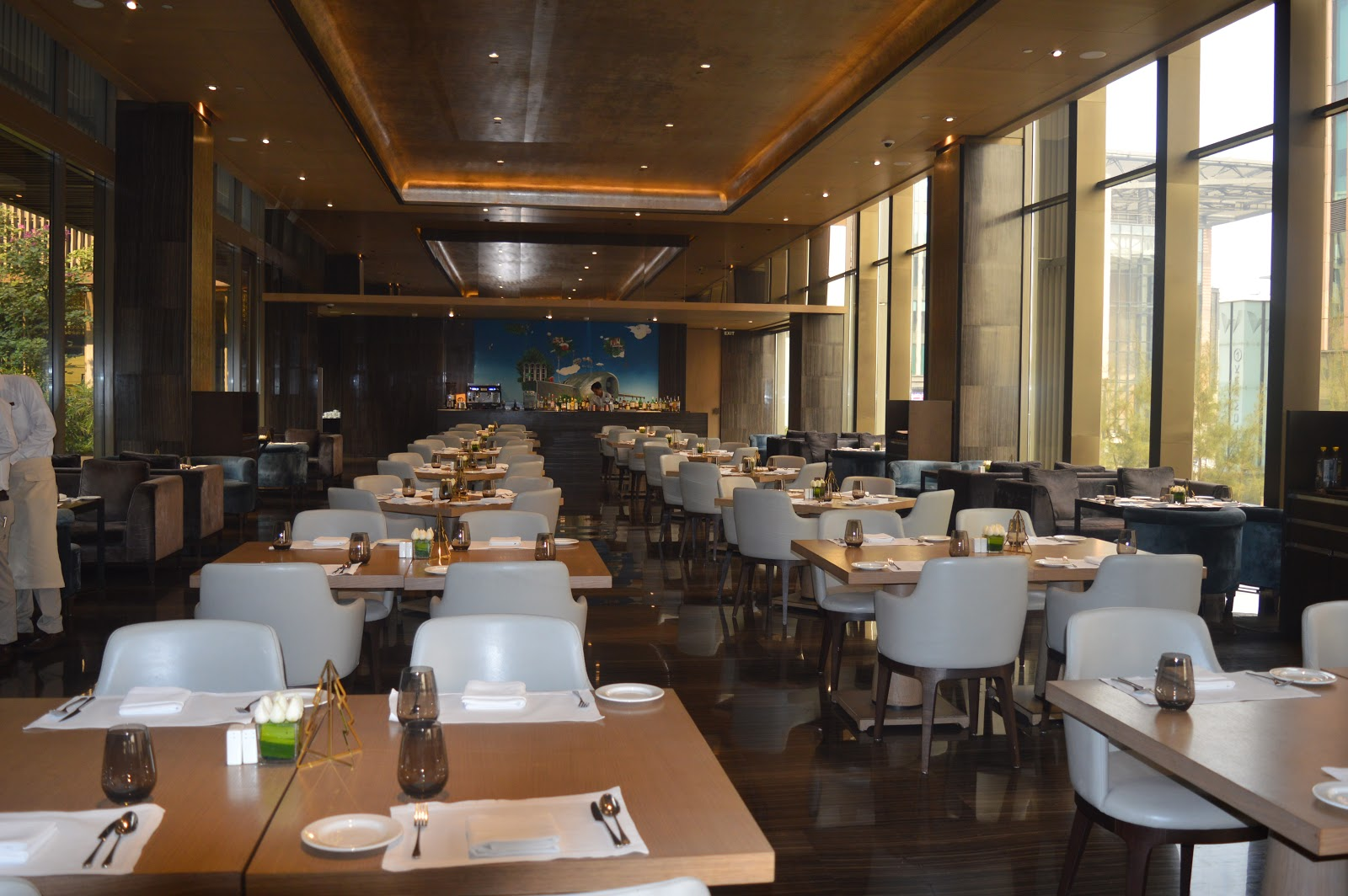 DEL | All Day Dining | Roseate House, Aerocity - APPETIZING CITY