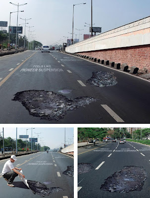 14 Creative and Clever Uses of Road in Advertisements (14) 8