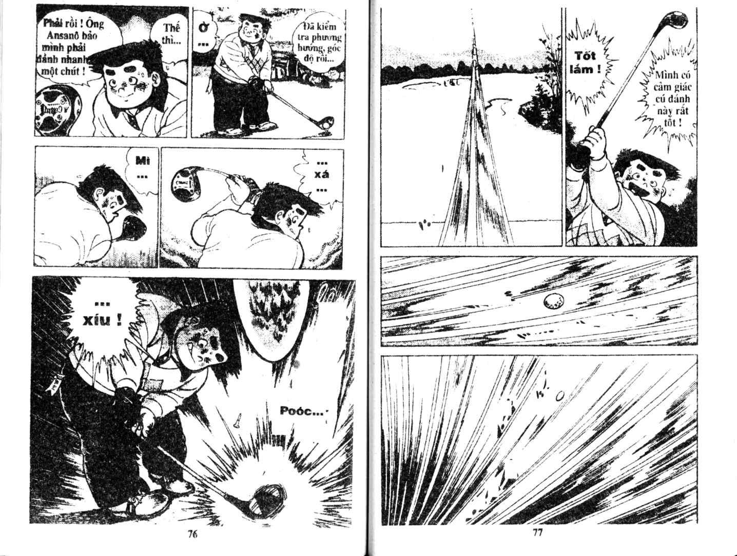 Ashita Tenki ni Naare chapter 11 trang 37