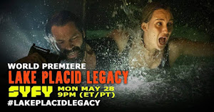 Lake Placid: Legacy Poster
