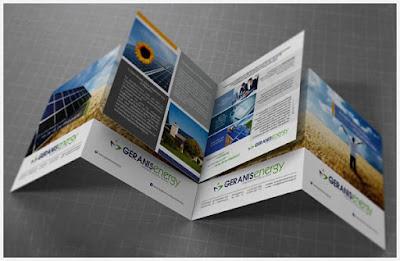 In brochure số lượng ít giá rẻ