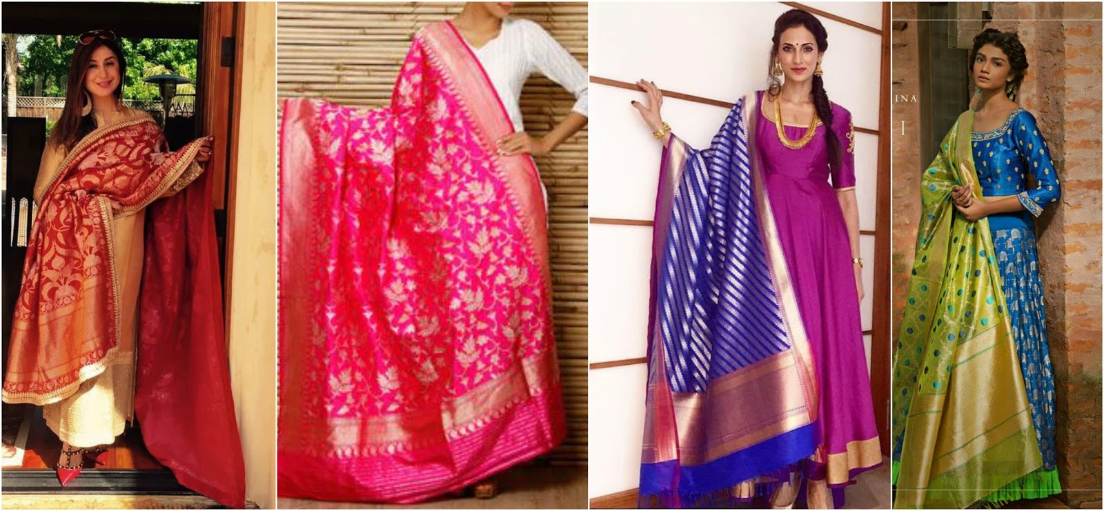 10 Ethnic Wear Outfits All Desi Girls Should Have In Their