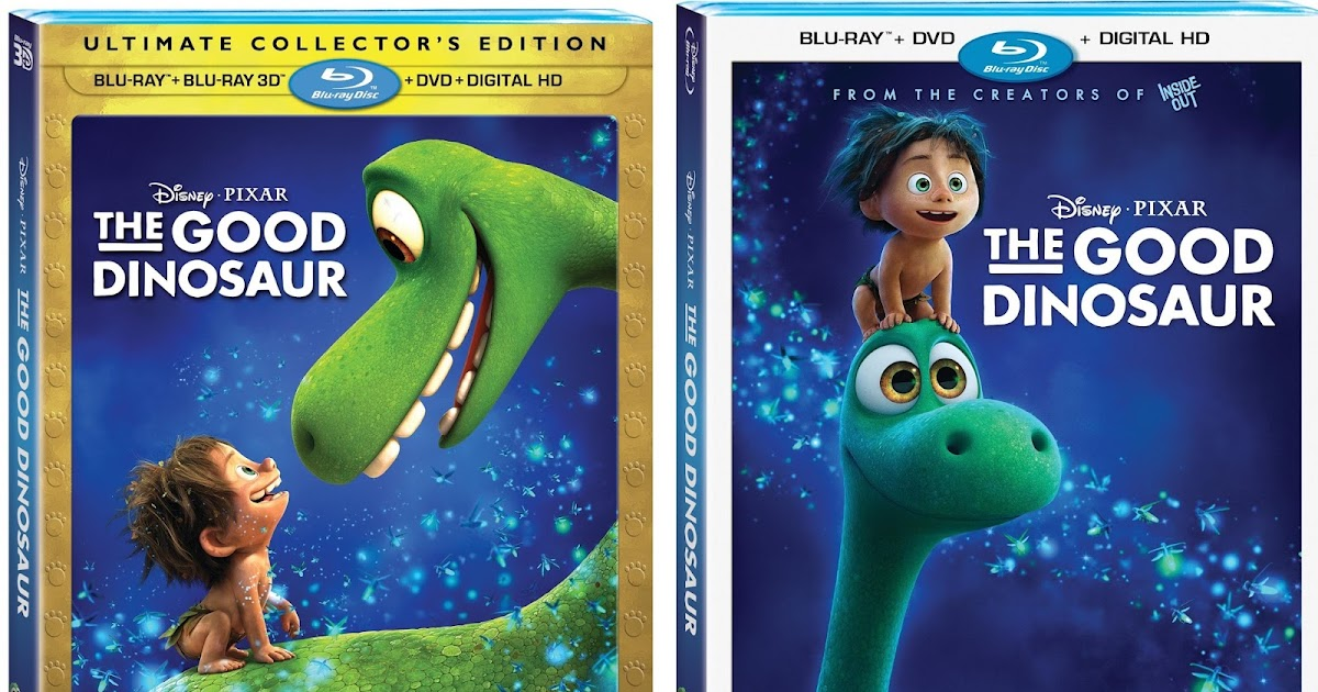 39 The Good Dinosaur 39 Blu Ray Dvd Digital Review It 39 S A Heart Warmer And Live Q A With