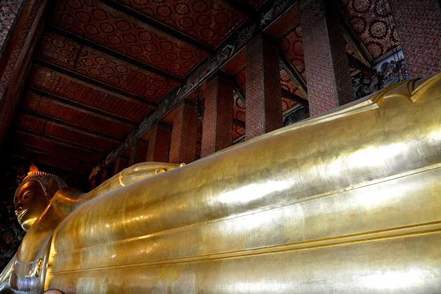 Yatan Buda Heykeli , Bangkok
