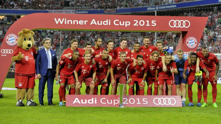 Wallpaper 2: Audi Football Cup