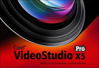 Spesifikasi Minimum Corel VideoStudio Pro X5