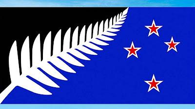 O projeto recusado de modernização da bandeira