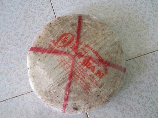 Bánh tráng dừa ba quan