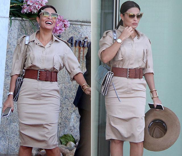 Looks da atriz Juliana Paes em Totalmente Demais! | Madame's Curves