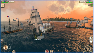 Game The Pirate Caribbean V6.6 MOD Apk