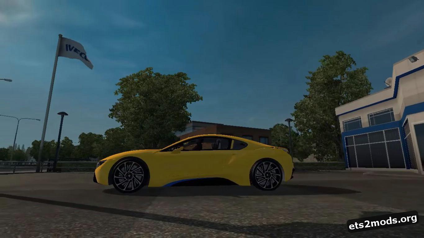 BMW i8 V 7.0