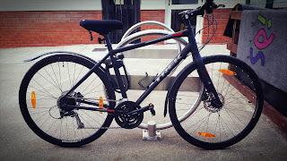 Stolen Bicycle - Trek FX3 Disc