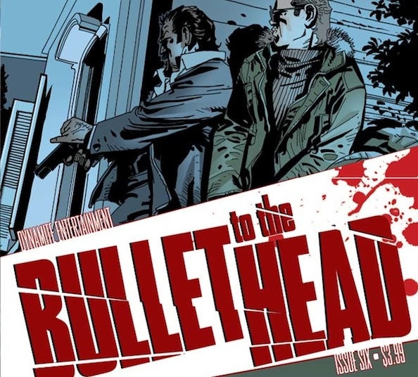 Movie : Bullet To The Head 2013