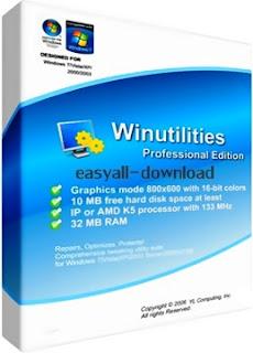 WinUtilities Professional Edition 13.19 [Full Keygen] เพิ่มประสิทธิภาพคอมพิวเตอร์ของคุณให้ เร็ว แรง จนฉุดไม่อยู่
