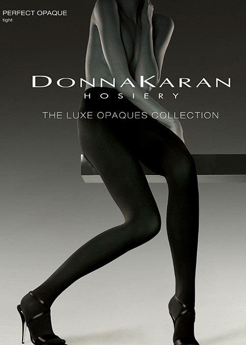 Donna karen toeless pantyhose