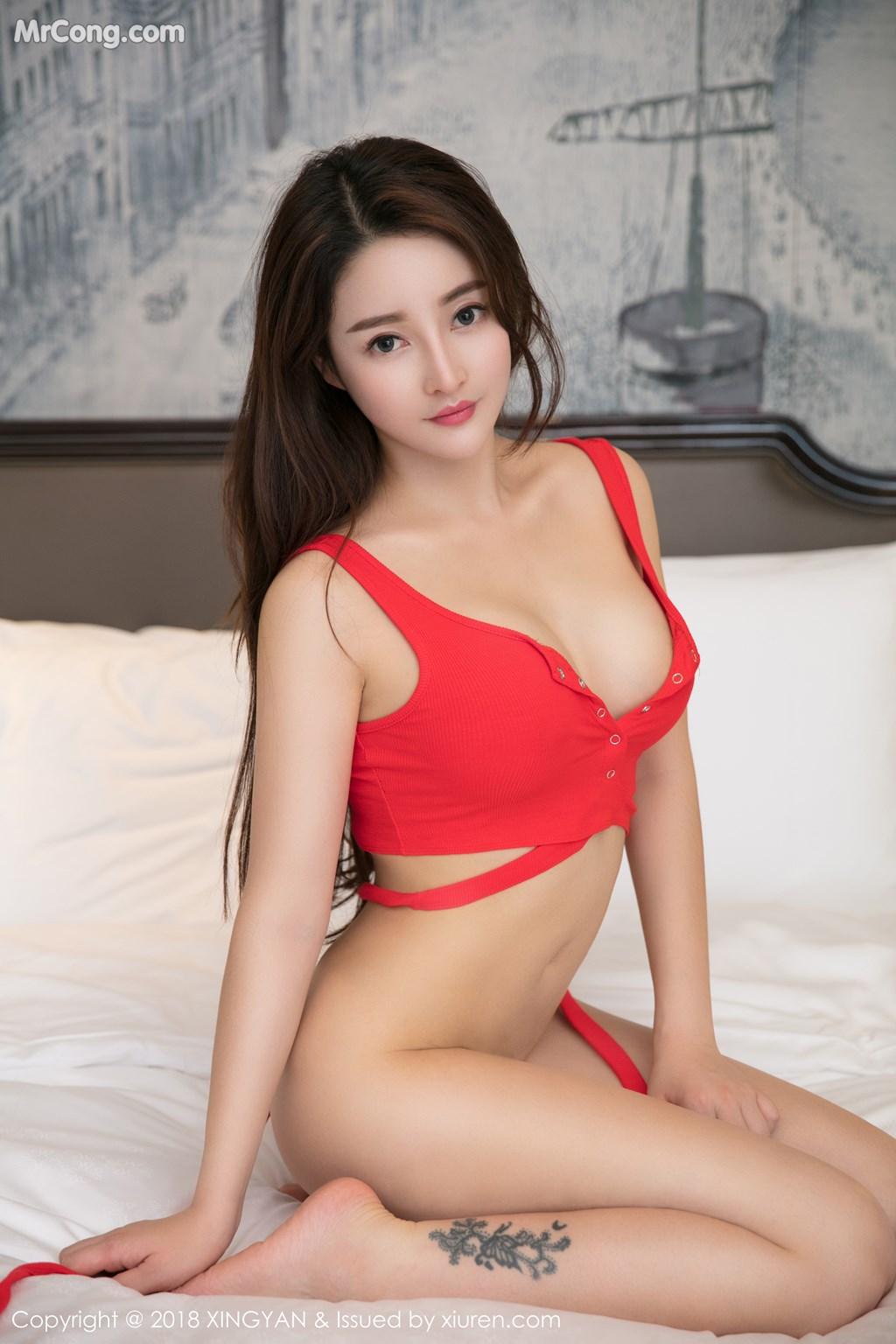Image XingYan-Vol.100-Various-Models-MrCong.com-059 in post XingYan Vol.100: Various Models (102 ảnh)