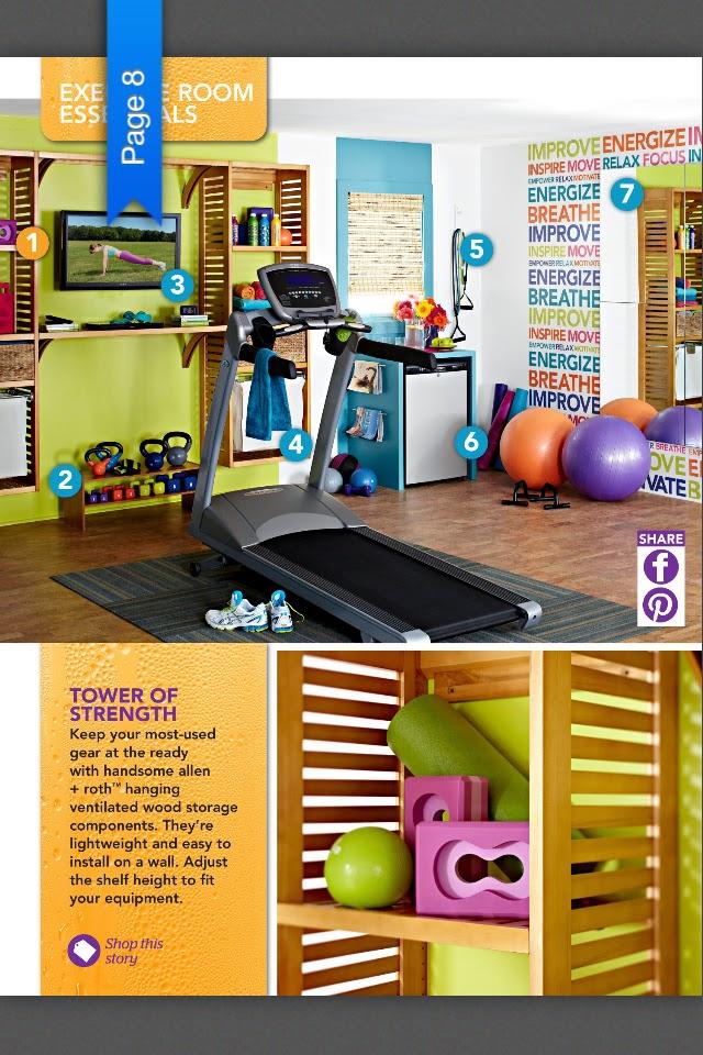 pinteressaie un gym la maison. Black Bedroom Furniture Sets. Home Design Ideas