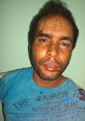 Homem é preso por agredir e abusar de garota de 14 anos em Guarantã do Norte