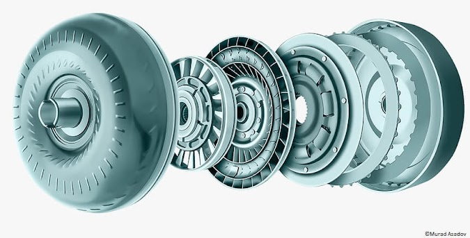 What Is A Torque Converter? Construction, Operational Phases and Working of Torque Converter