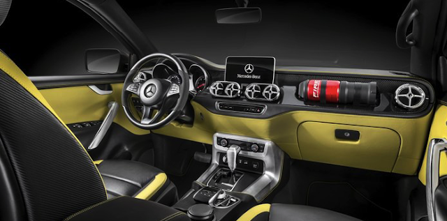 2016 Mercedes-Benz Concept X-Class Review Design Release Date Price And Specs