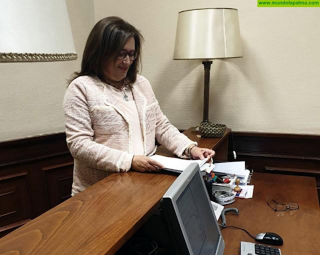 Guadalupe González Taño logra que se designe la plaza de inspección sanitaria que evite la entrada de plagas a La Palma