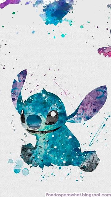 Fondo de Stitch para whatsapp