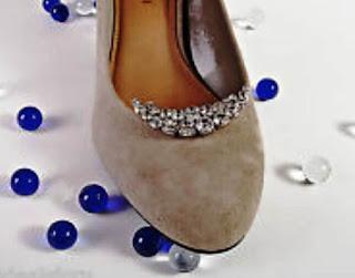 shoe accessories Erica Giuliani brand