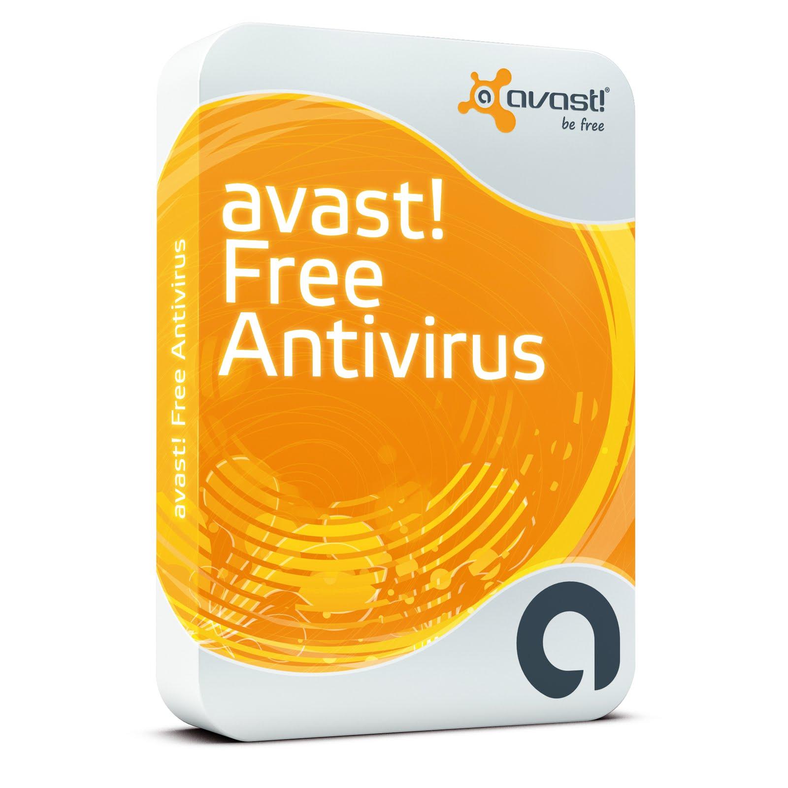 Avast 5 Free Anti Virus