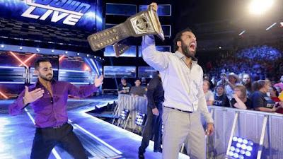 Jinder Mahal Samir Sunil Singh Brothers WWE Championship SmackDown Live