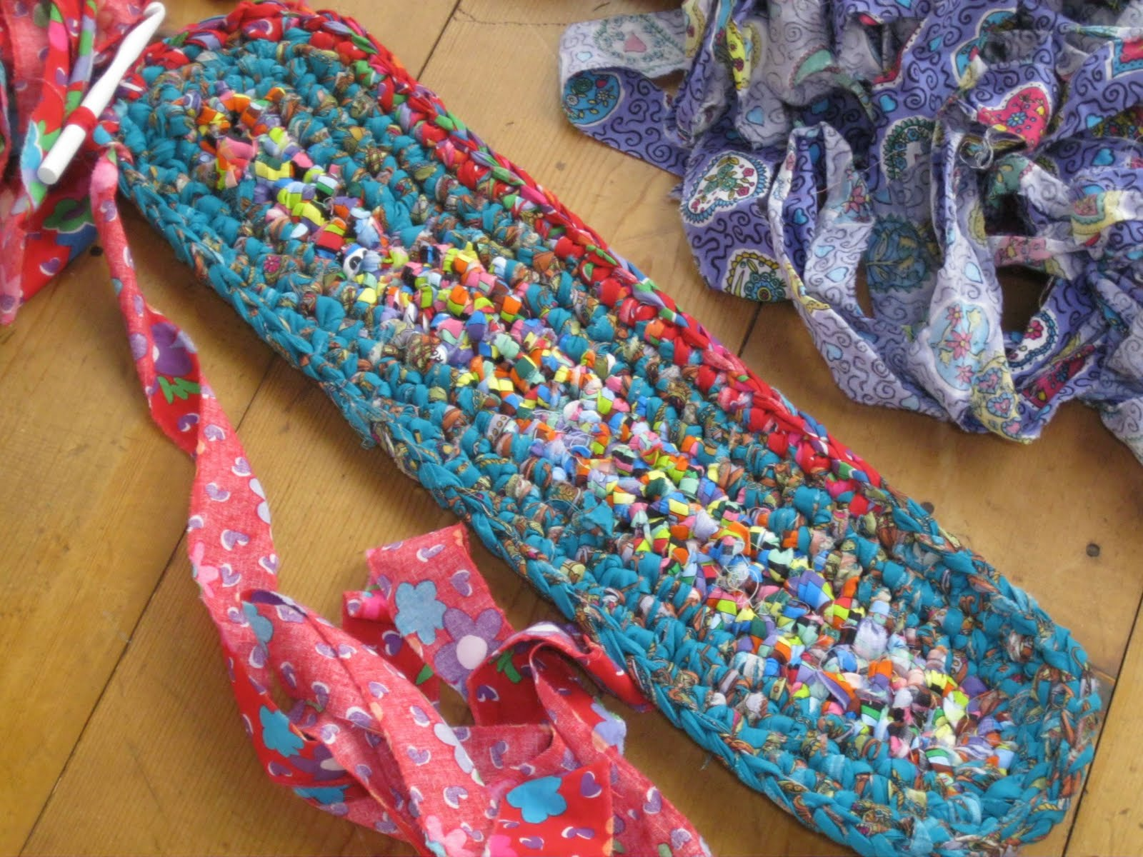 How To Make A Rag Rug The Homestead Tradition Lives On