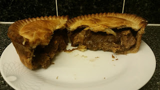 Radford's Pie Company Steak Pie Review