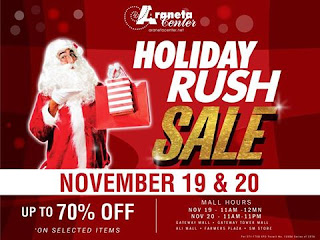 Sale, Philippines, Pre Christmas Sale