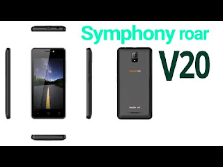 Symphony roar v20 firmware 100% tested without password