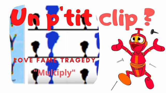 Love Fame Tragedy est de retour avec le titre Multiply.