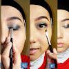 Cara Memakai Eyeliner Cair Yang Paling Mudah Bagi Pemula
